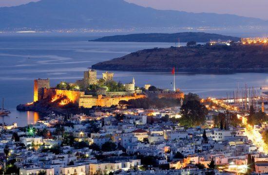 """Bodrum: """"Paradiso dell'eterno azzurro"""" sulla costa turca"""