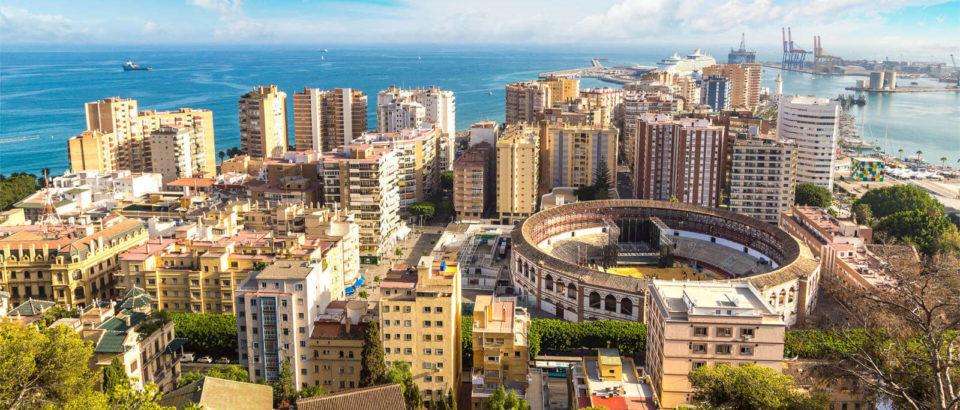 città di malaga